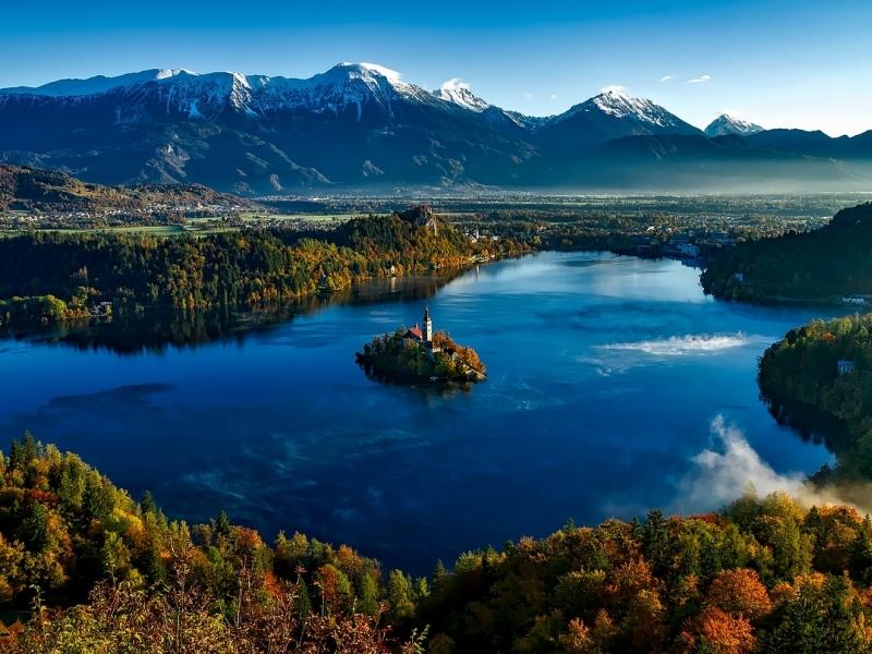 Slovenia con i bambini a Pasqua relax alle terme sul Lago di Bled
