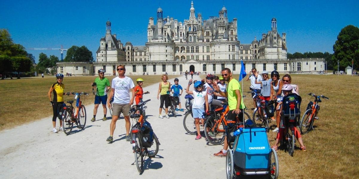 tour bicicletta famiglie francia