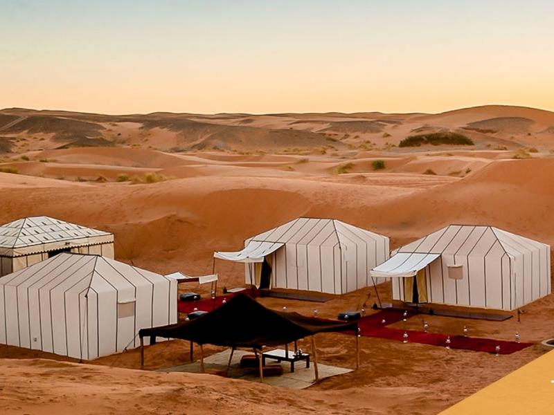 Tour per famiglie in Marocco ad agosto