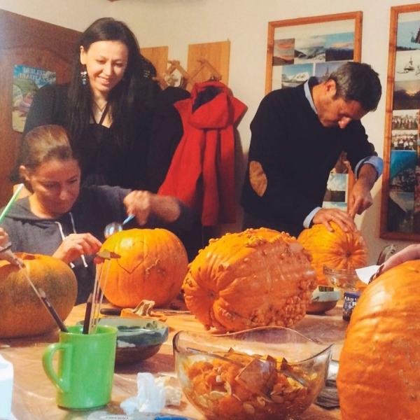 tour gruppo famiglie halloween
