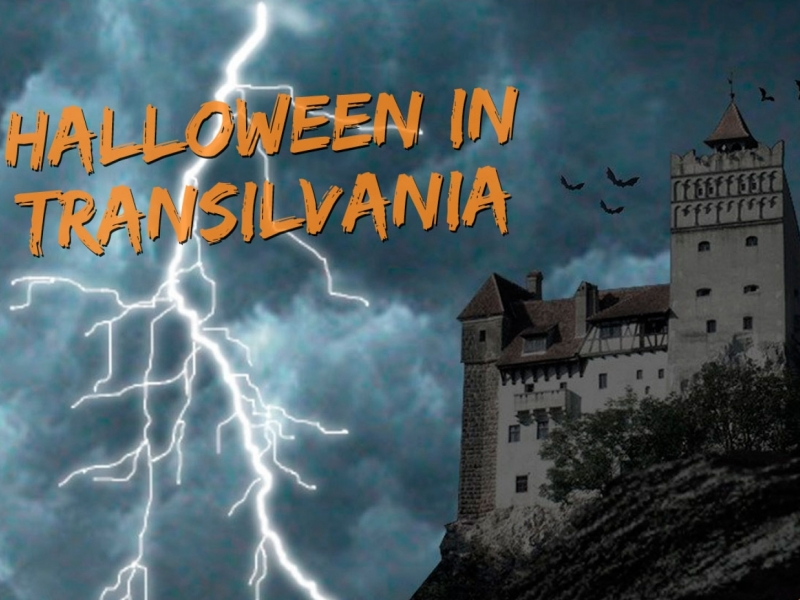 Tour di gruppo per famiglie Halloween in Transilvania
