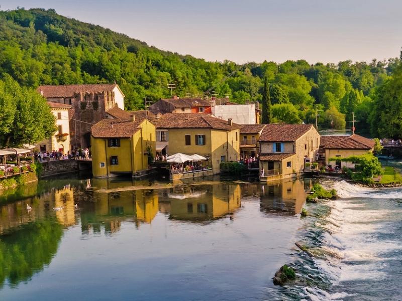Un weekend in famiglia sul Lago di Garda con giornata a Gardaland