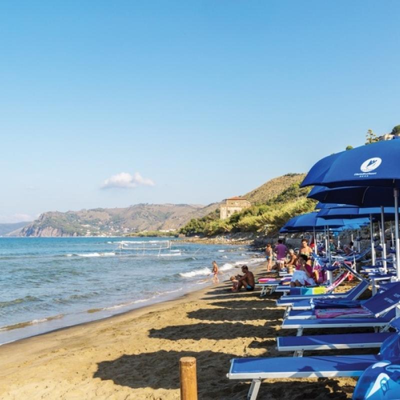 Vacanza Campania villaggio 4 pensione completa