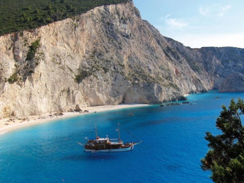 Vacanza in Grecia con bambini in barca e bicicletta