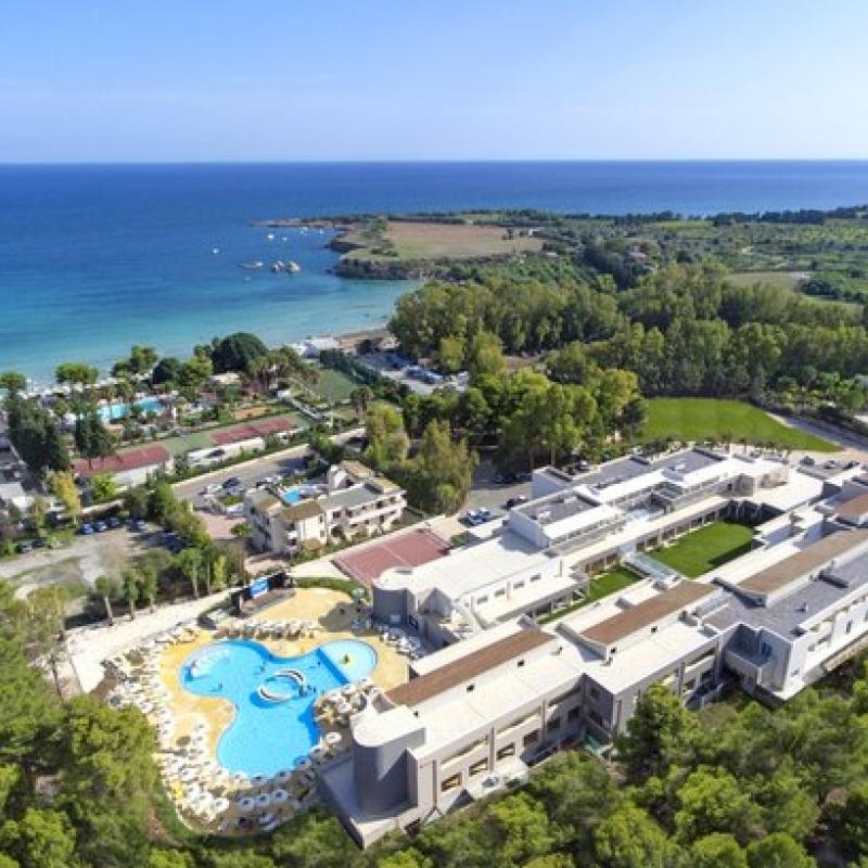 Vacanza all inclusive in Sicilia bambino gratis