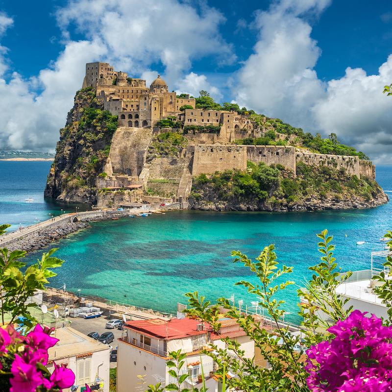 Vacanza al mare in Family Hotel a Ischia con i bambini