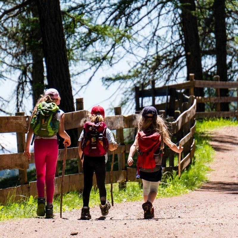 Vacanza in montagna con i bambini Family Hotel All Inclusive