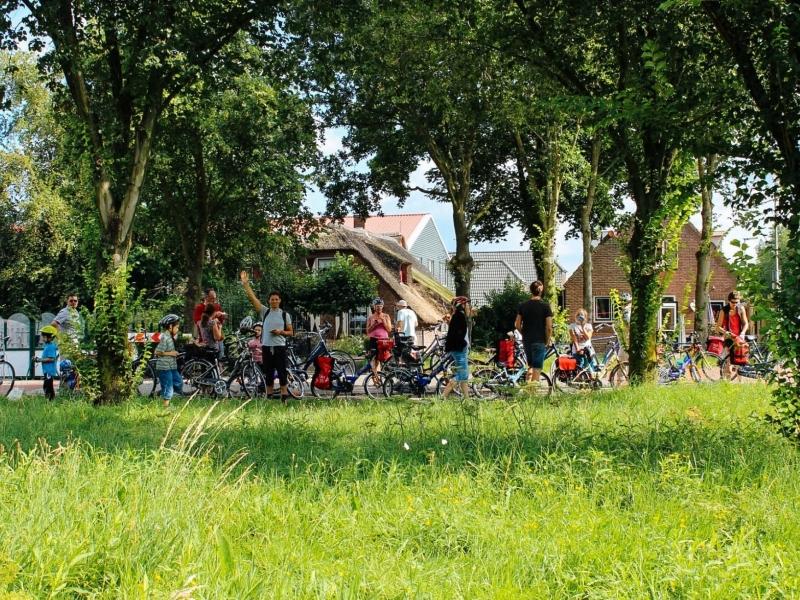 Vacanza in Olanda con i bambini tour in bici e barca