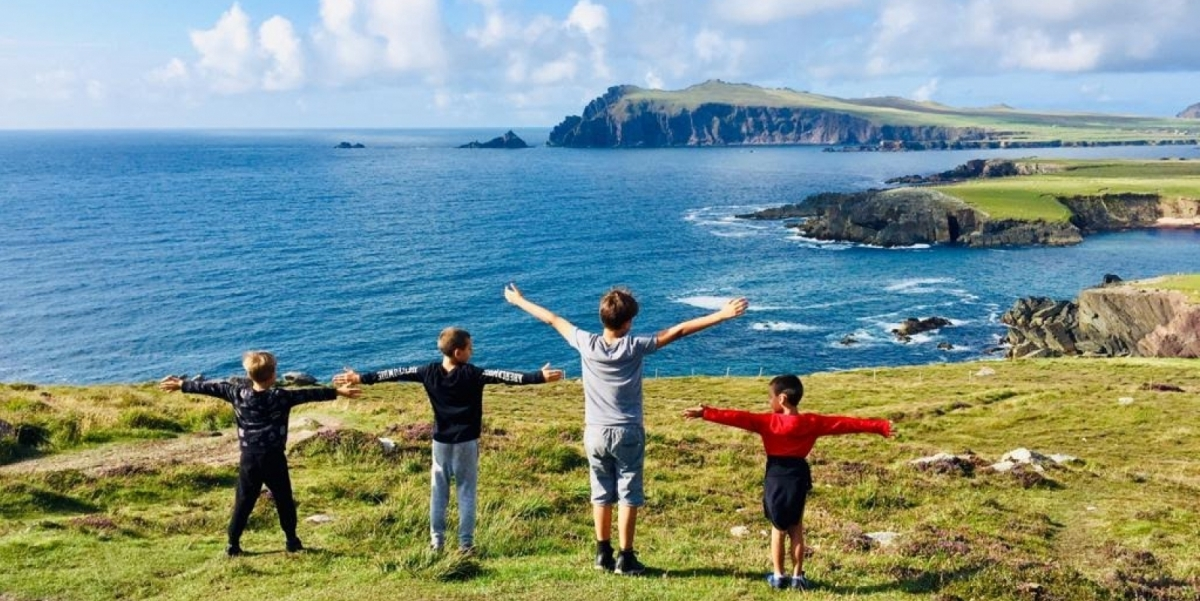 vacanza studio famiglie irlanda