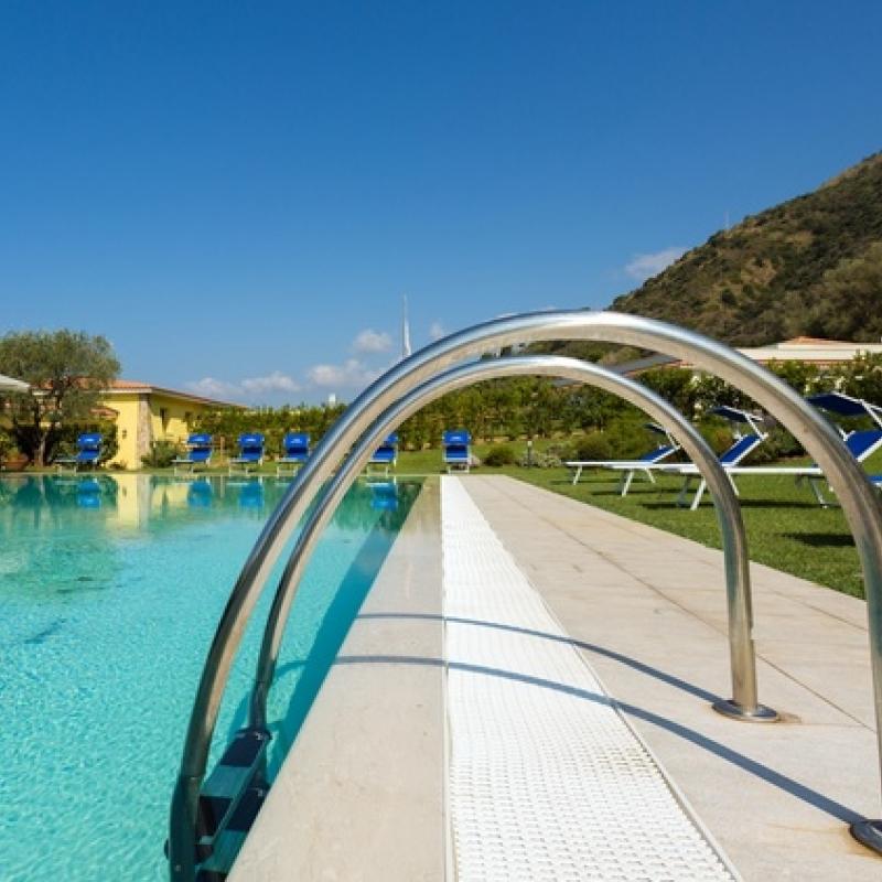 Vacanza in villaggio in Campania con pensione completa