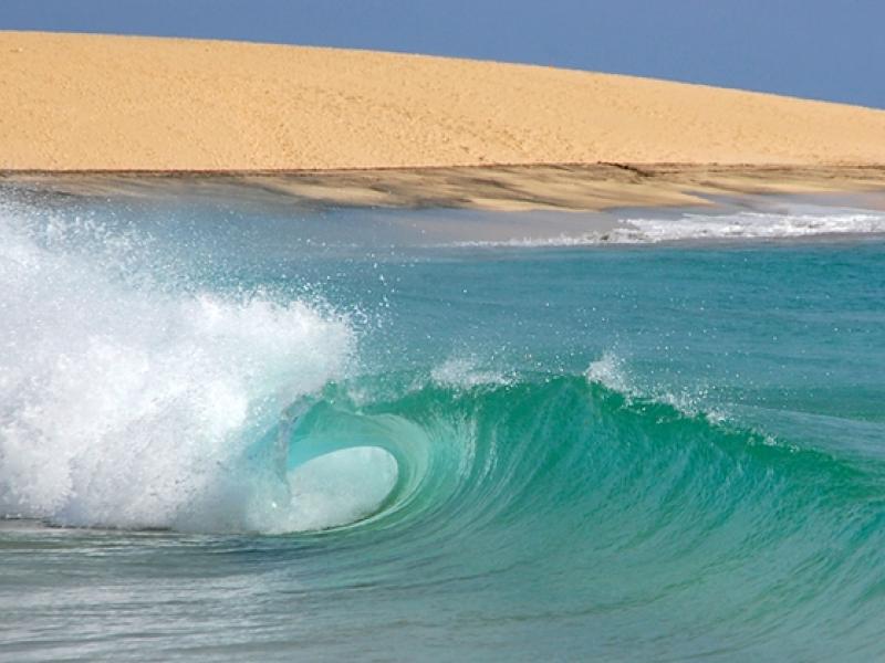 Vacanze in famiglia a Capo Verde a marzo
