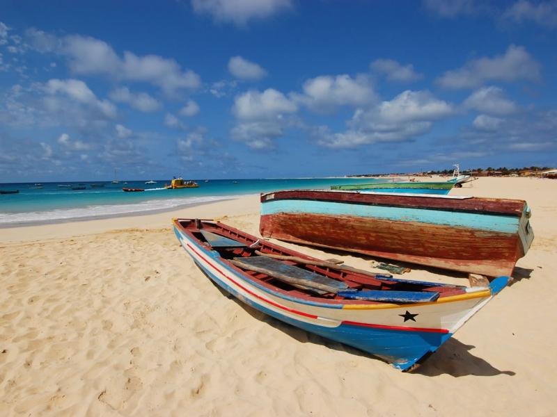 Vacanze al mare con bambini Capo Verde