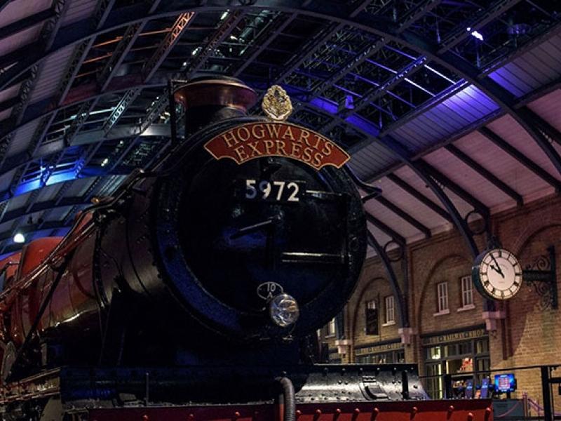 Viaggi di gruppo Londra con bambini sulle tracce di Harry Potter