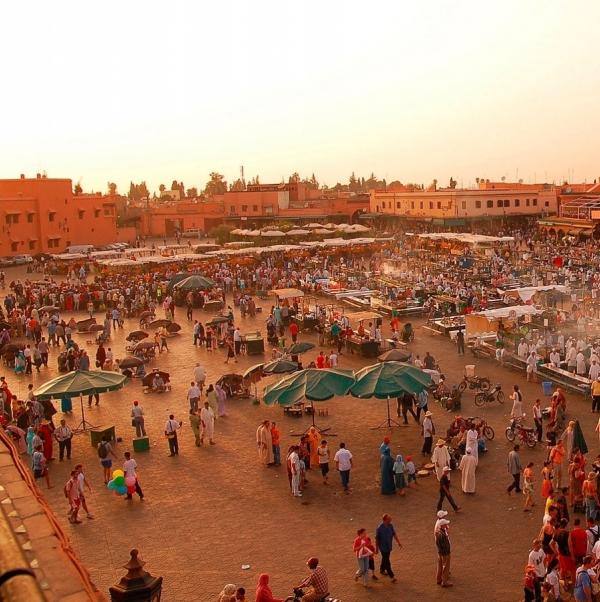 viaggio family marocco voli