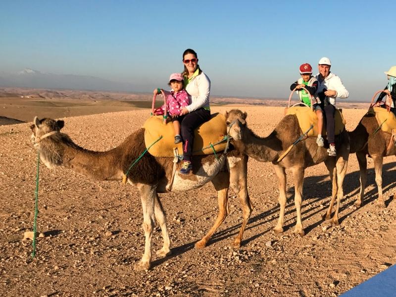 Viaggio family in Marocco voli inclusi