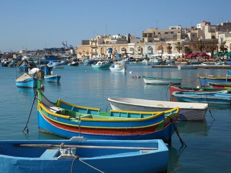 Viaggio di gruppo family a Malta con bambini