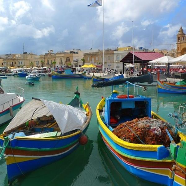 viaggio gruppo family malta