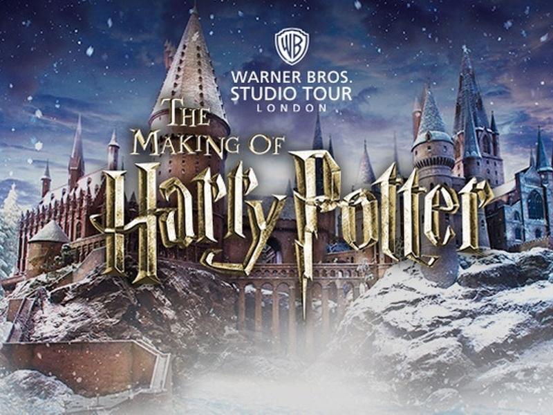 Viaggio di gruppo a Londra con i bambini sulle tracce di Harry Potter