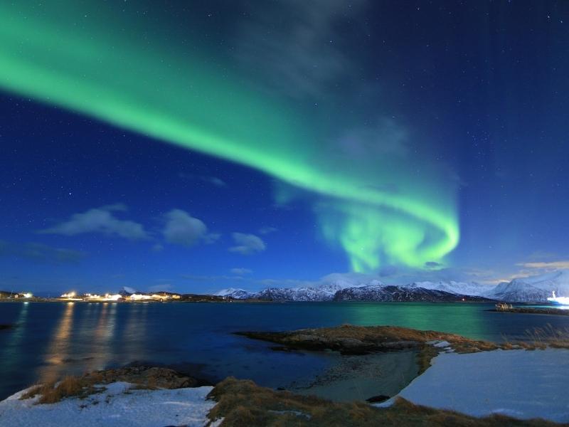 Viaggio in Norvegia a Tromso con i bambini