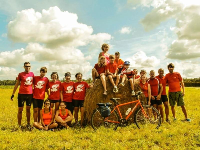 Viaggio in Olanda del sud in bicicletta con i bambini