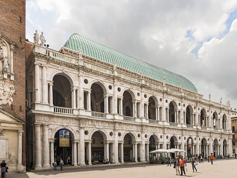 Vicenza con i bambini Architetto per un giorno
