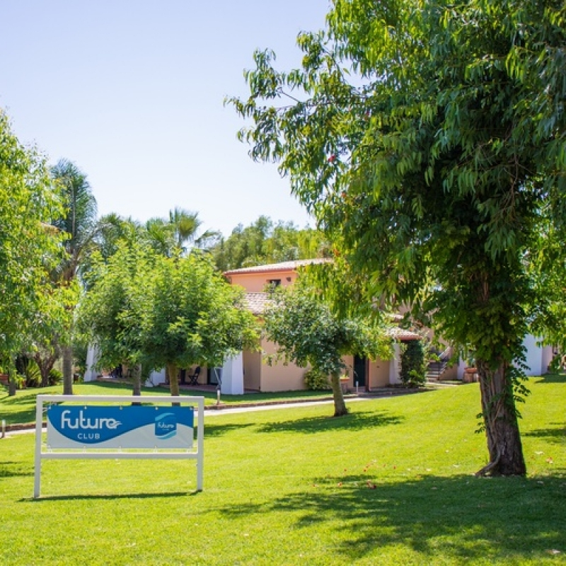 Villaggio 4 per famiglie in Calabria in pensione completa