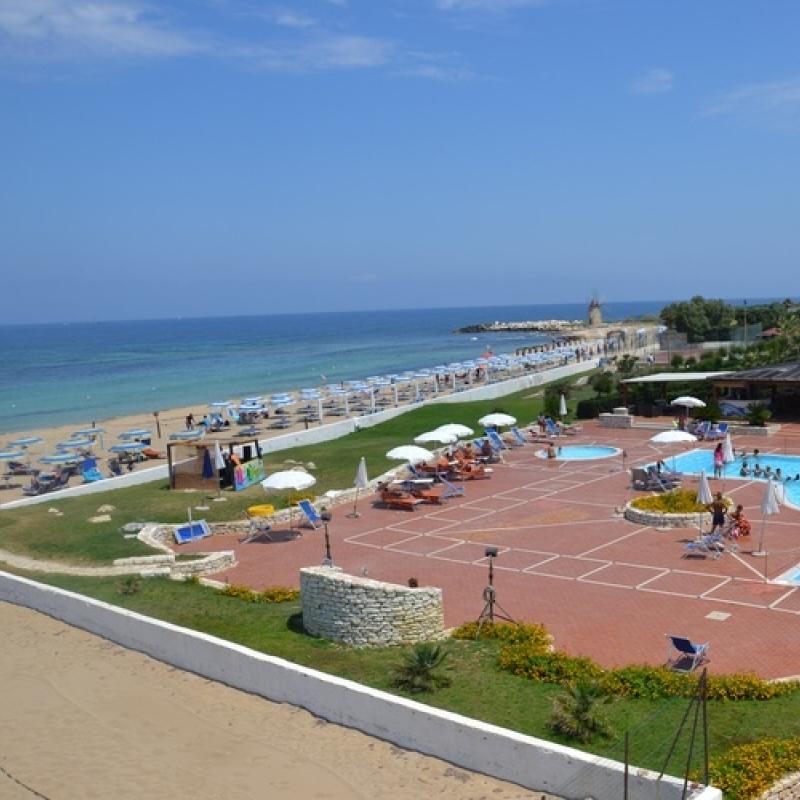 Villaggio all inclusive al mare in Sicilia