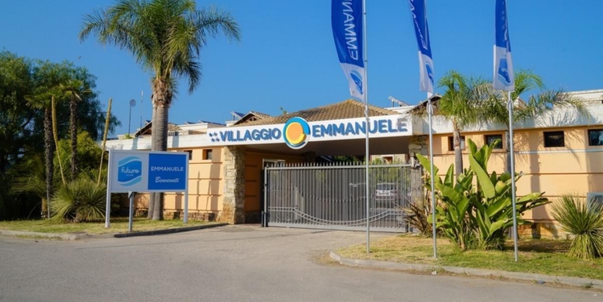 villaggio manfredonia pensione completa