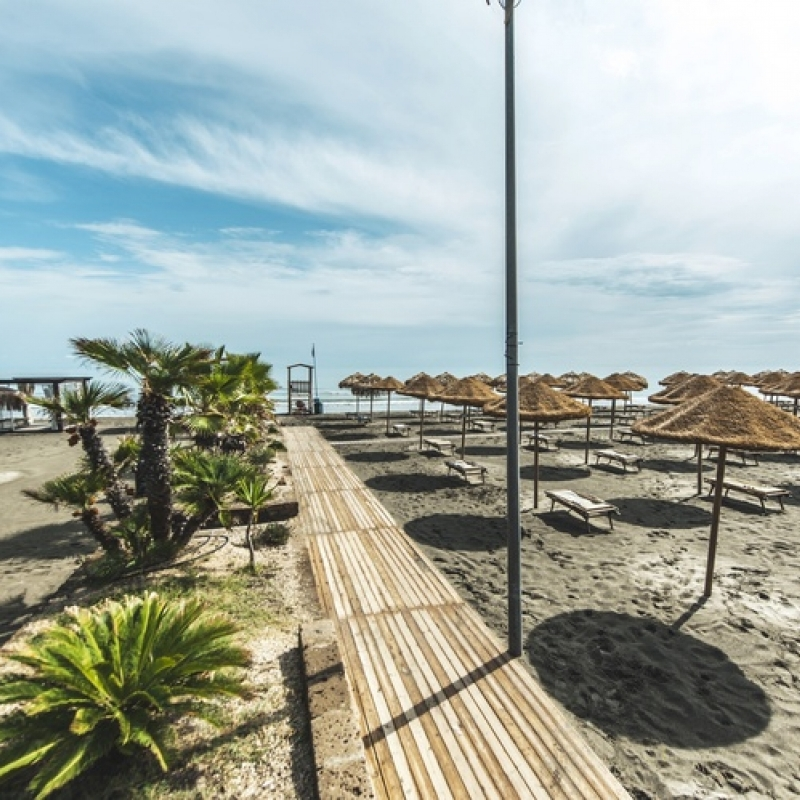 Villaggio a Manfredonia in pensione completa bimbo gratis