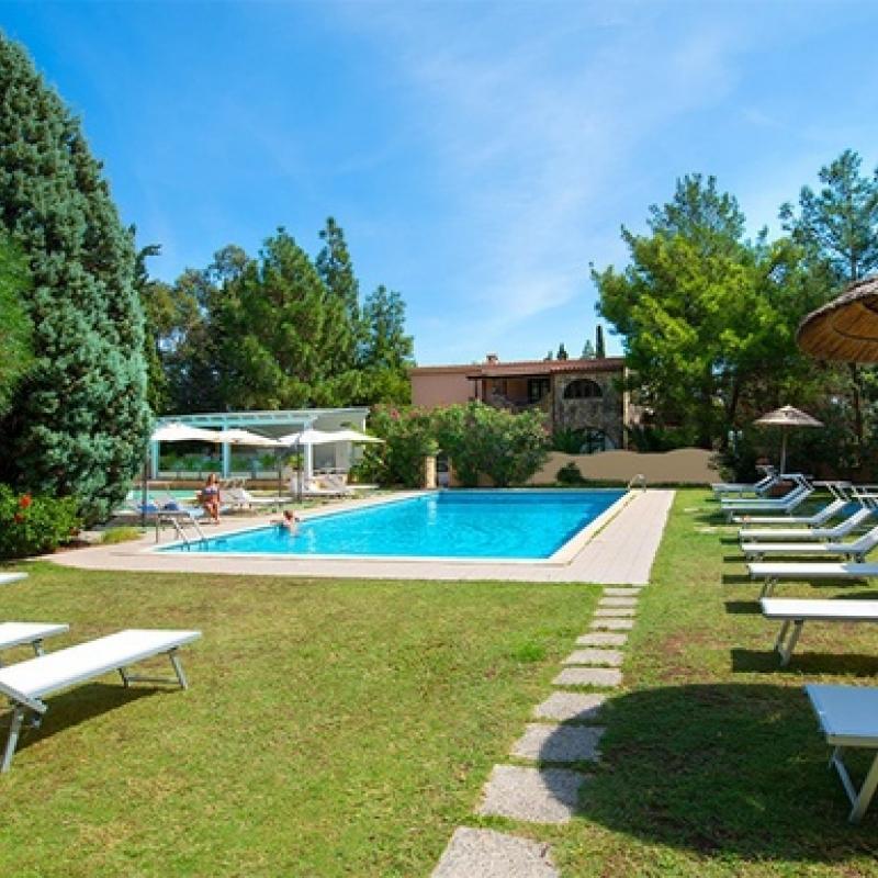 Villaggio 4 a Santa Maria di Pula bimbo gratis