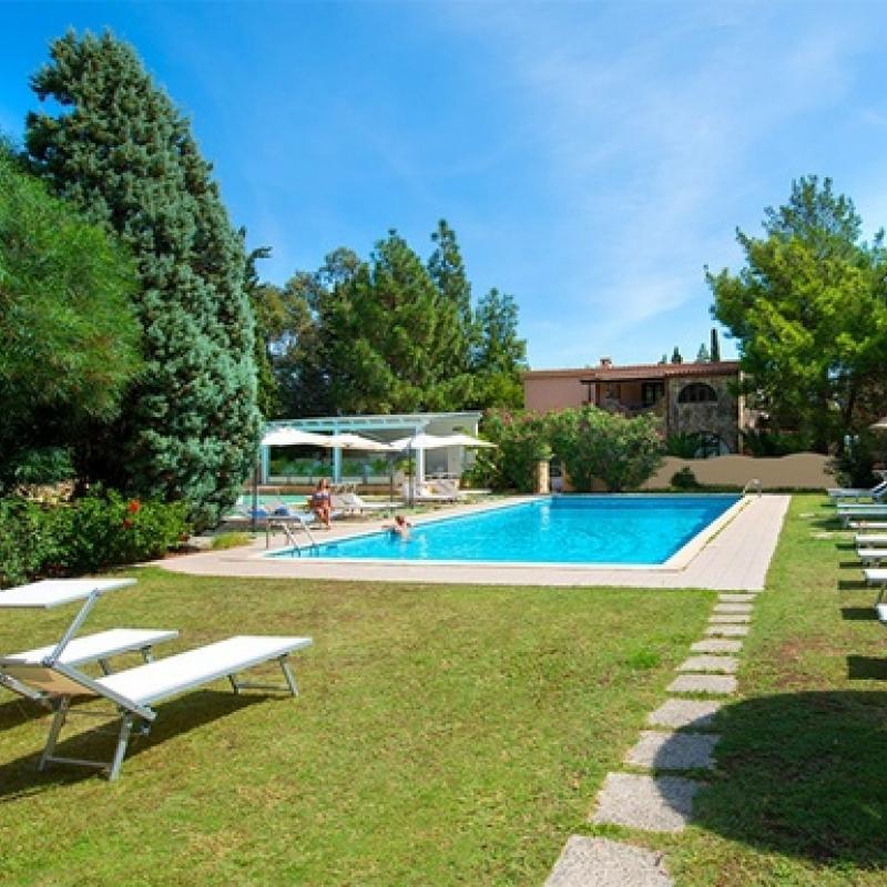 Villaggio in Sardegna 4 bimbi gratis all inclusive