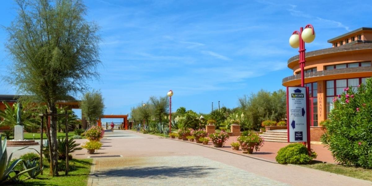 villaggio toscana mare bambino