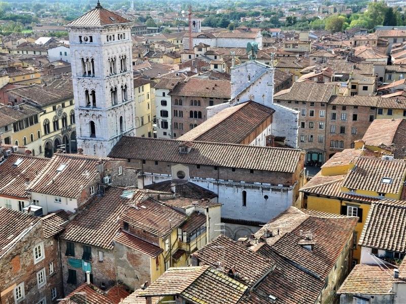 Visita guidata per famiglie a Lucca con i bambini