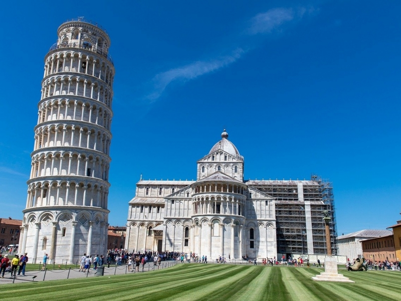 Visita guidata a Pisa con i bambini