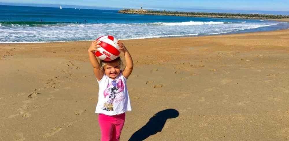 Paesi Baschi con i bambini: viaggio per famiglie ad Anglet in Francia, un paradiso per grandi e piccini.