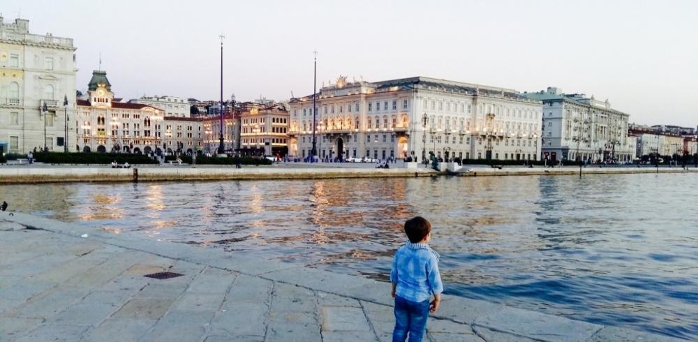 Trieste per i bambini. Cosa fare in città durante la Barcolana!