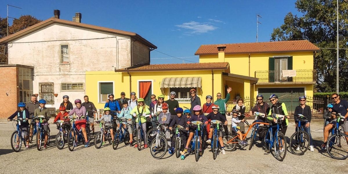 weekend gruppo bici lungo